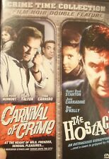 Crime Time Collection Film Noir Double Feature: Carnival of Crime/The Hostage...