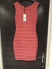 Coral Lipsy Dress Size 8