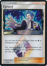 Pokemon Cards Cyrus Prism Ultra Prism Holo Rare 120/156 NM