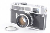 [Near Mint] Canon 7 model Rangefinder Camera w/ 50mm F/1.8 Lens From Japan #1688