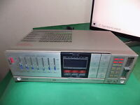 AIWA VINTAGE HI FI STEREO FM-AM RECEIVER Audio AMPLIFIER Amp RX-30 Japan