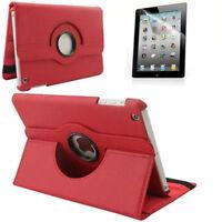 PU Leather Rotate Smart Cover Flip Stand Case For iPad Mini 1/2/3 Pro Air 1/2 AU