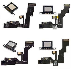 Front Camera Proximity Light Sensor Mic Ear Piece Speaker For iPhone 6 6S Plus
