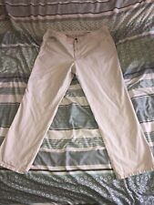 Mens 40w Meyer Trousers 40/28 Rare Size Designer Trousers Meyer Jeans