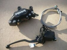Front Brembo hydraulic brake assembly for motorcycle URAL.(NEW)