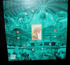 1994 USPS Carousel Horses 32C Stamp Folio Scott 2976-79 in Cello