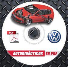 Manuales VOLKSWAGEN Lupo Polo Golf Passat Beetle Phaeton Caddy Touran Touareg