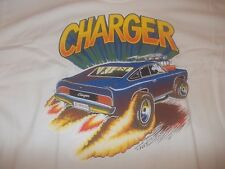 VALIANT CHARGER T SHIRT MENS LARGE