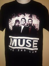 MUSE THE 2ND LAW TOUR 2013 MEDIUM T- SHIRT NEW! ROCK MATT BELLAMY