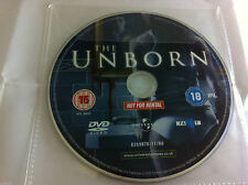 The Unborn DVD R2 PAL - Odette Yustman Gary Oldham Idris Elba - DISC ONLY