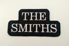 The Smiths Patch Iron/Sew-on Embroidered Morrissey Joy Division The Cure