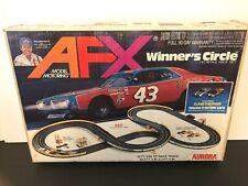 1978 AFX Model Motor Aurora Slot Car WINNERS CIRCLE Richard Petty Box WRONG CARS