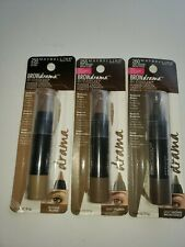 Maybelline Brow Drama Pomade Crayon - Choose Your Shade New Sealed