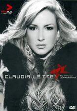 Claudia Leitte. Ao Vivo Em Copacabana DVD (MUSICPAC)