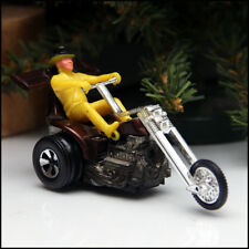 Vintage 1971 Mattel Hot Wheels Chopcycles Harley Sizzler Redline Motorcycle NR
