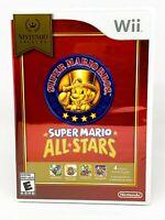 Super Mario All Stars Nintendo Select ( Nintendo WII )