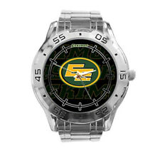 Edmonton Eskimos CFL Stainless Steel Analogue Men's Watch Gift