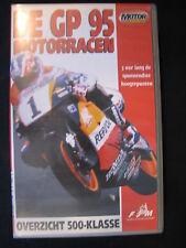 VHS Multi Media Motor De GP 95 Motorracen ( 1995 ) Overzicht 500-Klasse (TTC)