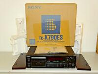 Sony TC-K790ES High-End Kassettendeck mit Holzwangen, OVP&NEU, 2J. Garantie