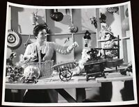 Pollyanna Doll PHOTO Leora Dana 1960 Walt Disney Studio Fishing Booth Bazaar