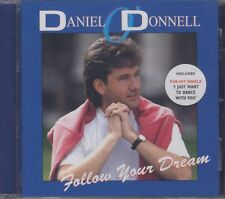 "Daniel O'Donnell ""Follow Your Dream"" NEW & SEALED CD Posted From The UK"