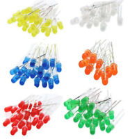 200pc 5mm Red Green Blue Yellow White LED Light Bulb Lamp Emitting Diode Kit