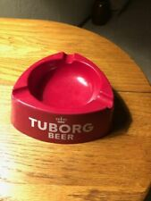 New listing Tuborg Beer Ashtray Made in Italy