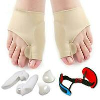 7 Pieces Soft Bunion Protector  Straightener Toe Separating Toe Separators JL