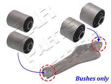 Per FORD MONDEO mk3 Estate Sospensione Posteriore Trailing Braccio Wishbone Cespugli Bush Set