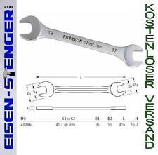 PROXXON Doppelmaulschlüssel, 41 x 46 mm No 23866