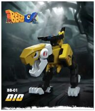 New 52Toys BEASTBOX BB-01 BB01 Dio Action Figure instock