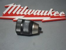 "Milwaukee 1/2"" All Metal Chuck 42-66-0755 ,48-66-1275,  42-66-0900 V28-V18-18V"