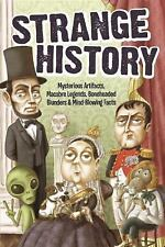 Strange History by Bathroom Readers' Institute Staff (2016, Paperback)