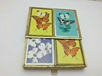 Vintage CONGRESS Playing Cards in Box Cel-U-Tone Finish USA
