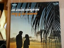 Los Indios Tabajaras  Song of the Islands  RCA LSP 4129