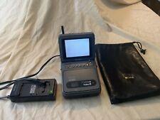 SONY GV-200 Video Walkman Video8 Player Recorder portable Color TV 8mm NTSC