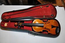 Jacobus Stainer in Absam  1665 Violin w/ 2 Bows