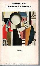 Levi Primo ; LA CHIAVE A STELLA ; Einaudi 1978