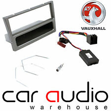Vauxhall Astra Upto 04 Car Stereo S/Din Fascia Steering Wheel Interface CTKVX18