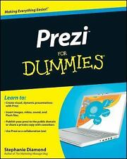 Prezi For Dummies (For Dummies (Computer/Tech))-ExLibrary