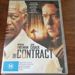 The Contract DVD R4 Like New! FREE POST