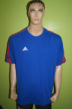 adidas FFF Frankreich Fussball shirt Gr. 11  60  XL-XXL
