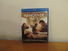 THE HANGOVER - PART II Blu Ray - I combine shipping  - Hangover 2