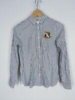 U.S. POLO ASSN. Camicia Shirt Maglia Chemise Hemd Tg S Woman Donna