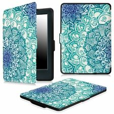 Fintie For All-New Amazon Kindle Paperwhite SmartShell PU Case Auto Sleep / Wake
