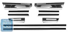 1970-72 Chevrolet Monte Carlo Lower Body Side Molding Trim Set 10 pc