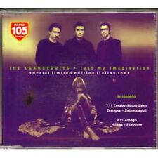 MAXI CD The CRANBERRIES Just My Imagination - Italian Tour special ltd ed  RARE