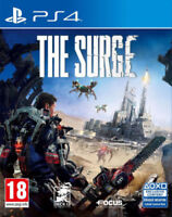 The Surge (PS4) MINT CONDITION - QUICK DISPATCH - 1ST CLASS DELIVERY