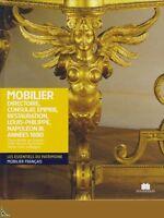 French furniture : Directoire Empire Napoleon III