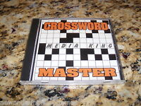 Crossworld Master (PC, Program) Windows (New and Sealed)